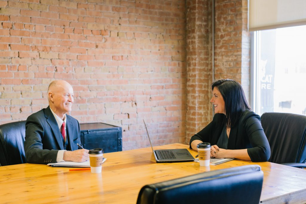 partnership business doing their taxes